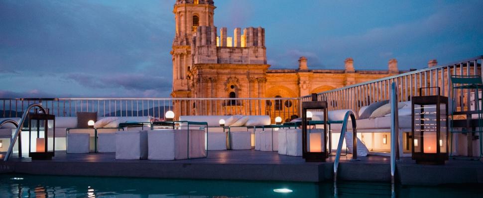 Hotel 4 Estrellas Con Encanto En Centro De Málaga Hotel